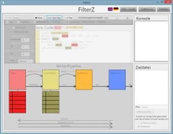 FilterZ - Learning Java Filter Streams