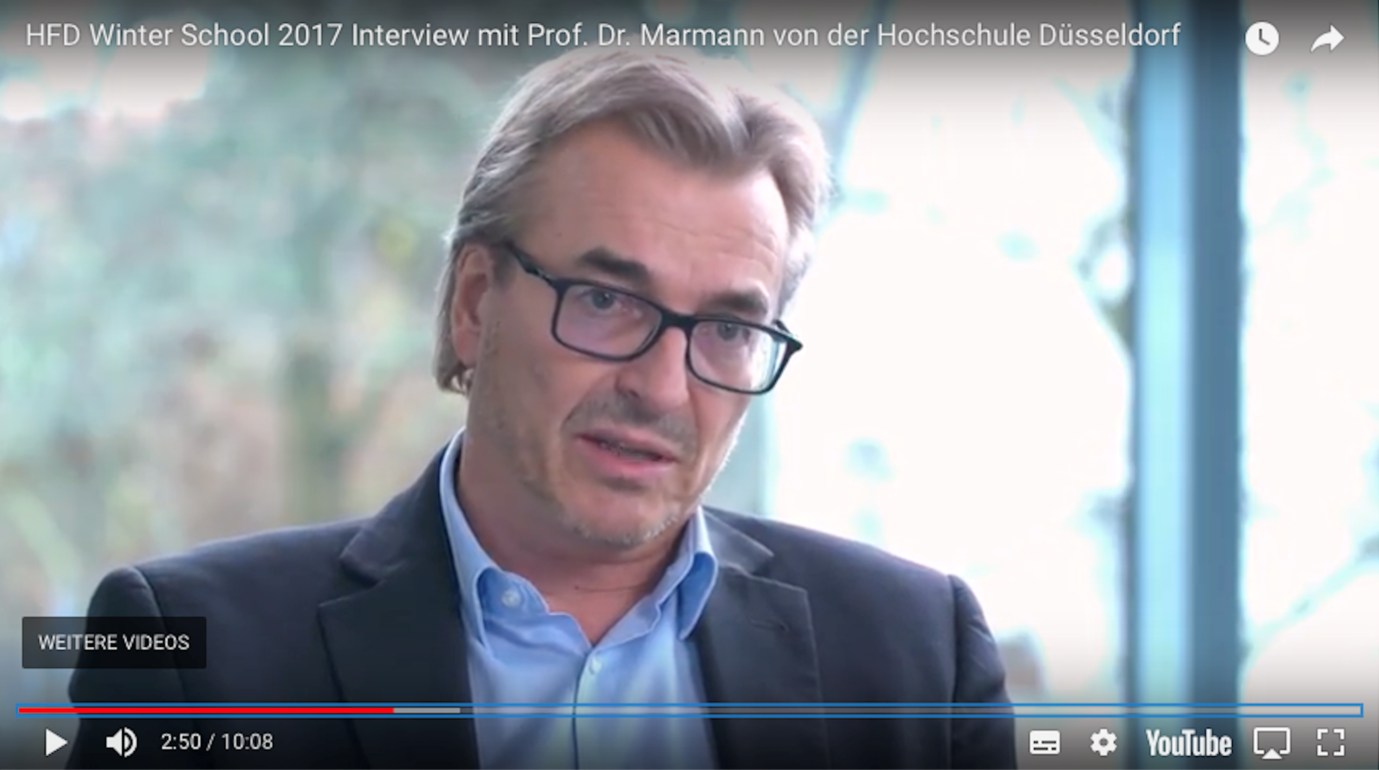 Michael Marmann im Interview