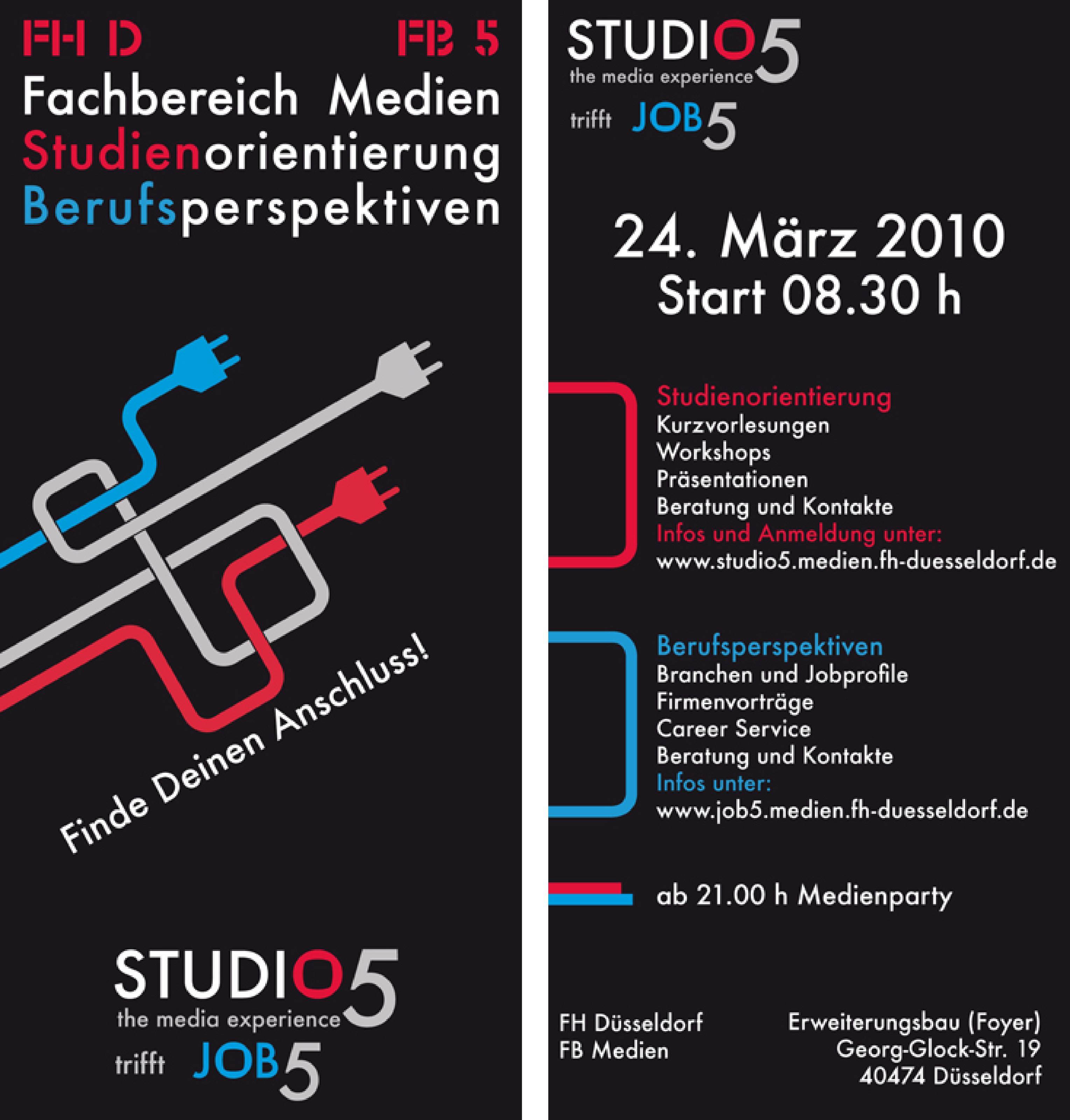 Sign-in Studio5 2010