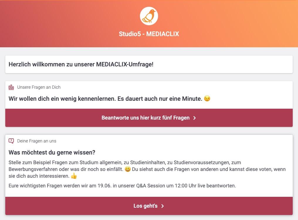 Studio5-WebApp