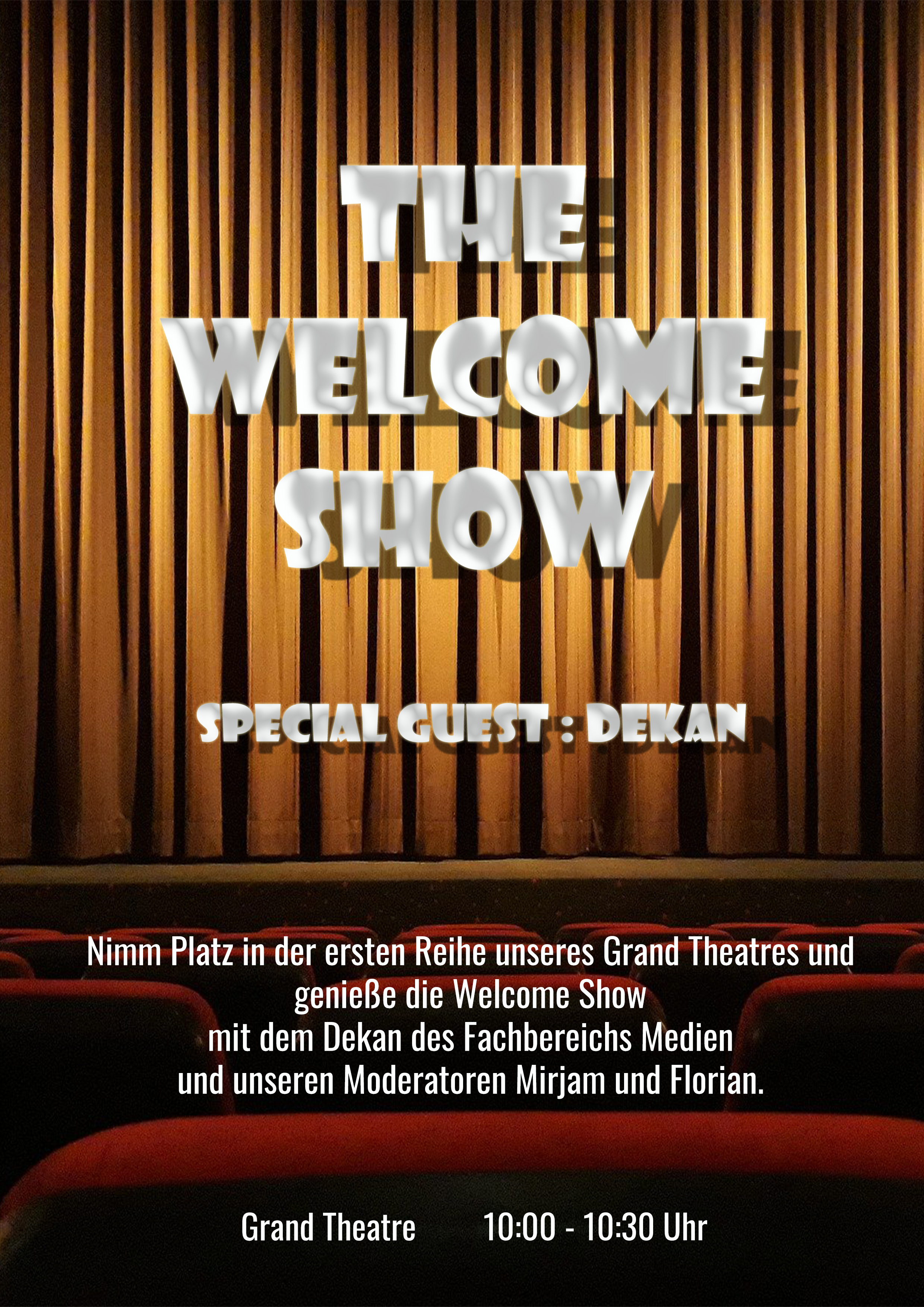 The Welcome Show